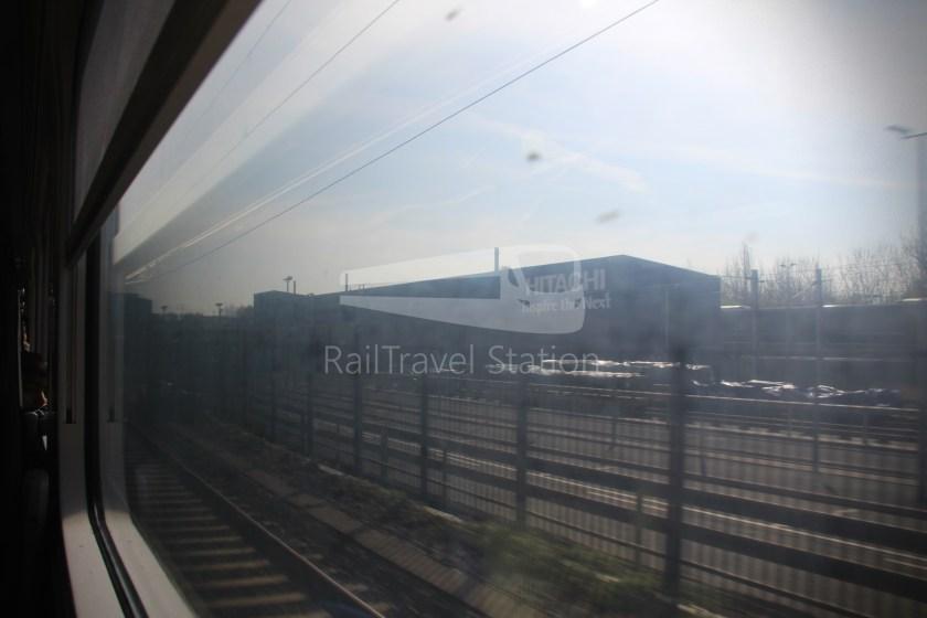 GWR Oxford London Paddington 030