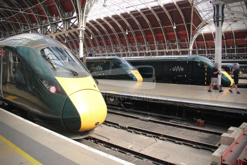 GWR Oxford London Paddington 043