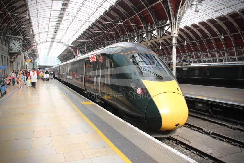 GWR Oxford London Paddington 044