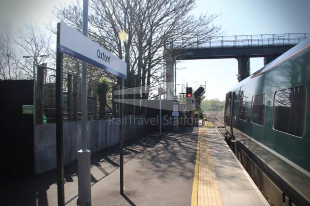 GWR Oxford London Paddington Advance Single 012