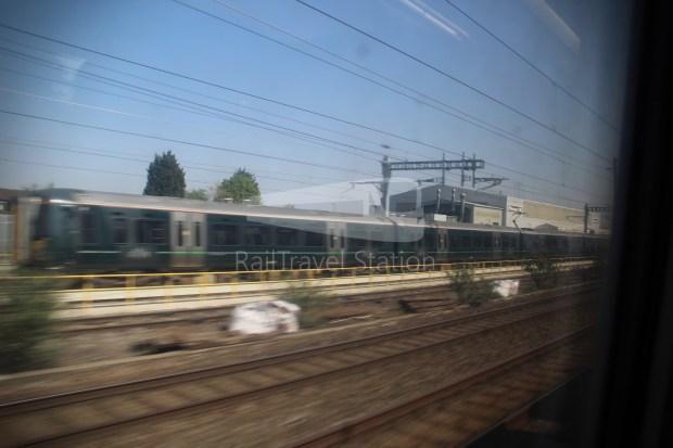 GWR Oxford London Paddington Advance Single 044