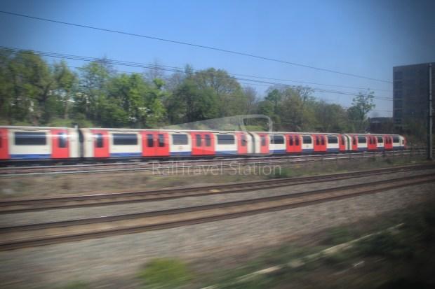 GWR Oxford London Paddington Advance Single 046