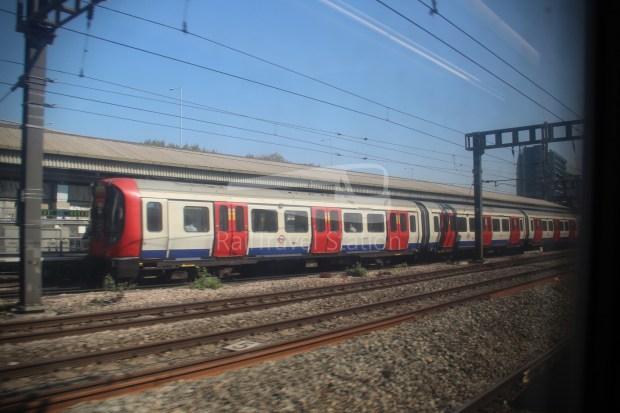 GWR Oxford London Paddington Advance Single 054