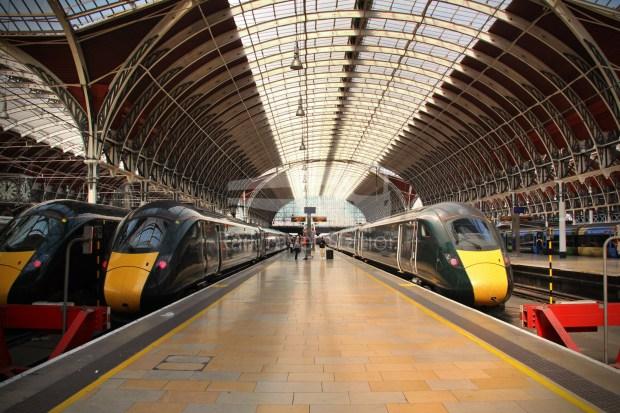 GWR Oxford London Paddington Advance Single 065