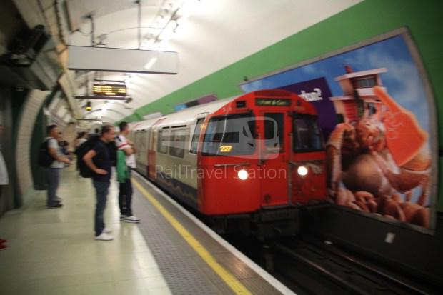 GWR Oxford London Paddington Advance Single 069