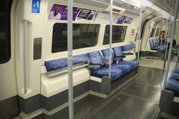 Jubilee Line Canning Town North Greenwich 008