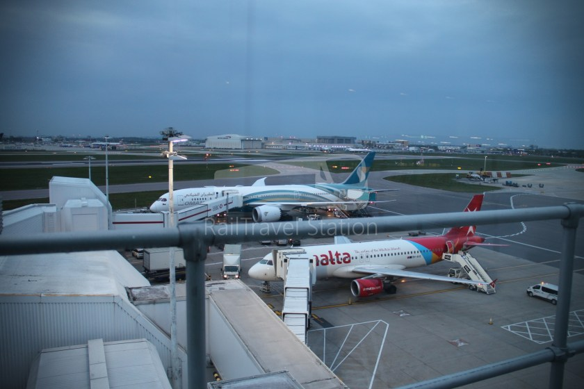 Malaysia Airlines MH1 LHR KUL 034