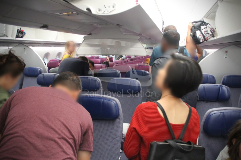 Malaysia Airlines MH1 LHR KUL 073