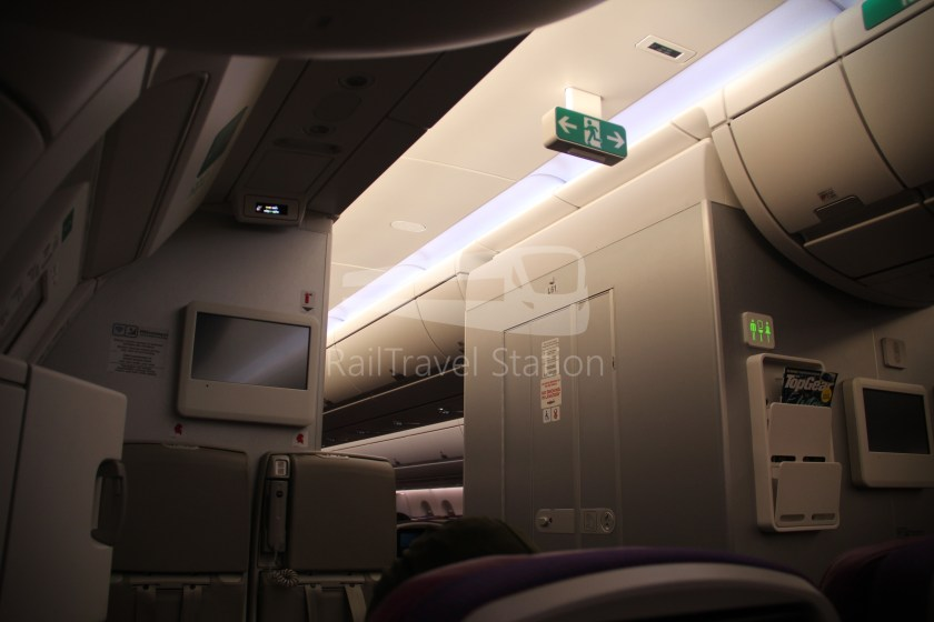 Malaysia Airlines MH1 LHR KUL 140