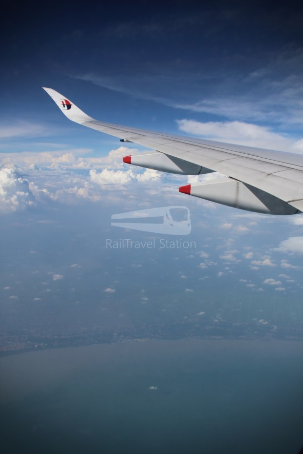 Malaysia Airlines MH1 LHR KUL 187