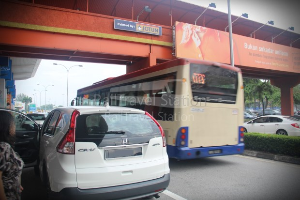 RapidKL T773 Ara Damansara Subang Airport 12