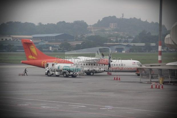 RapidKL T773 Ara Damansara Subang Airport 13