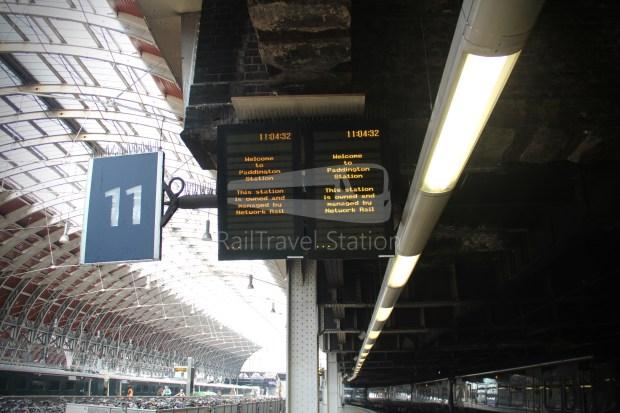 TfL Rail London Paddington Hayes & Harlington 008
