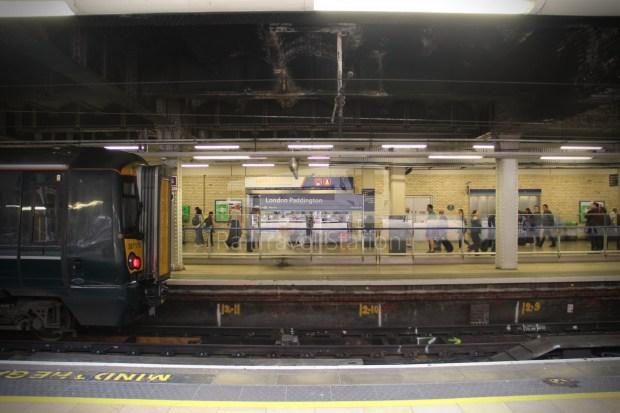 TfL Rail London Paddington Hayes & Harlington 009