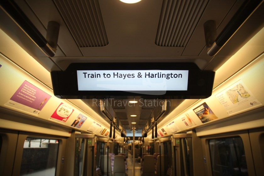 TfL Rail London Paddington Hayes & Harlington 027