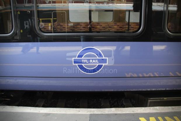 TfL Rail London Paddington Hayes & Harlington 032