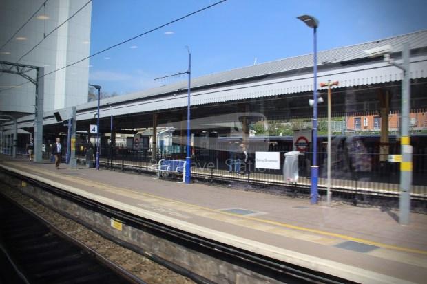 TfL Rail London Paddington Hayes & Harlington 052