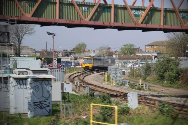 TfL Rail London Paddington Hayes & Harlington 055