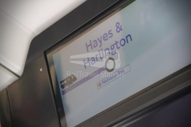 TfL Rail London Paddington Hayes & Harlington 060