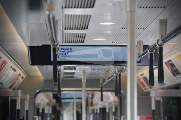 TfL Rail London Paddington Hayes & Harlington 062