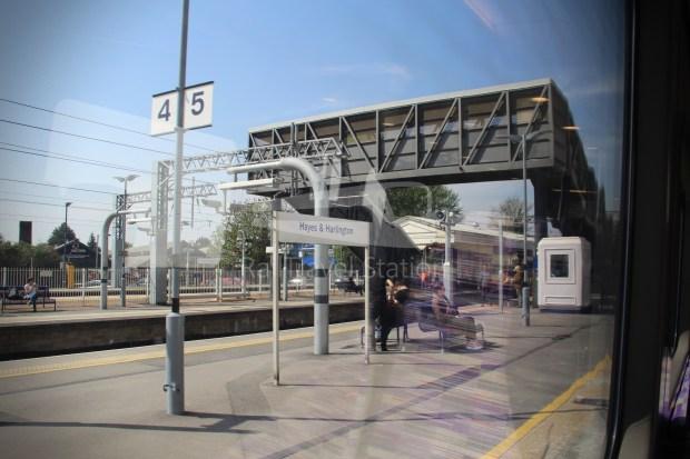 TfL Rail London Paddington Hayes & Harlington 065