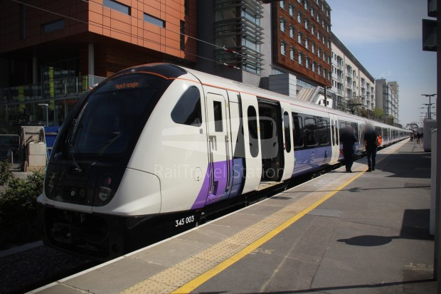 TfL Rail London Paddington Hayes & Harlington 067