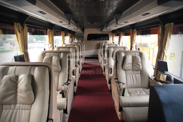 Transtar First Class Solitaire Suites Kuala Lumpur Singapore 012