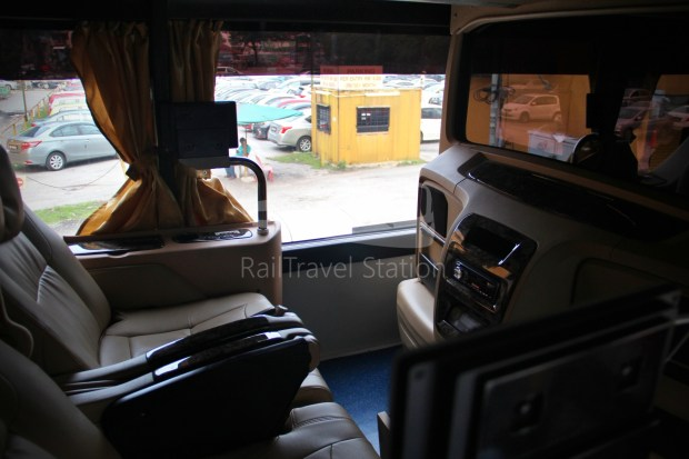 Transtar First Class Solitaire Suites Kuala Lumpur Singapore 018