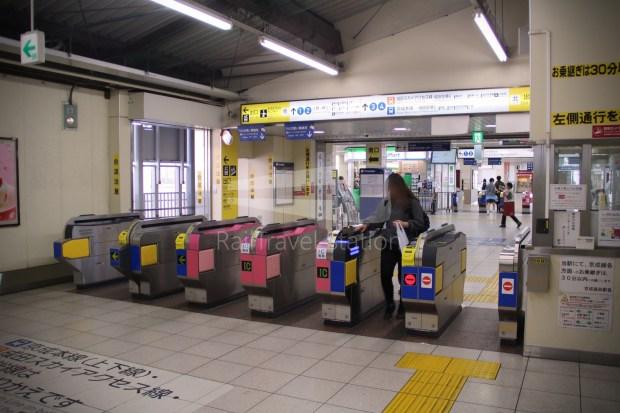 Keisei Kanamachi Line Keisei-Kanamachi Keisei-Takasago 026