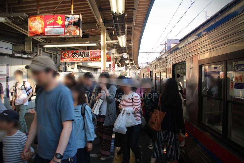 Keisei Kanamachi Line Keisei-Takasago Keisei-Kanamachi 026
