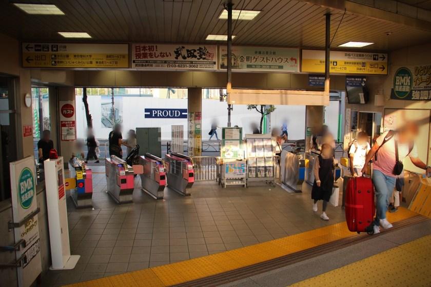Keisei Kanamachi Line Keisei-Takasago Keisei-Kanamachi 031