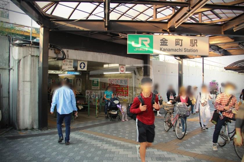 Keisei Kanamachi Line Keisei-Takasago Keisei-Kanamachi 034