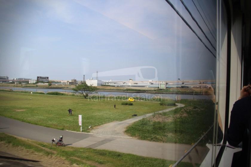 Keisei Skyliner 37 Keisei-Ueno Narita Airport Terminal 1 070