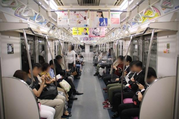 Keisei Skyliner and Tokyo Subway 72-Hour Ticket 024