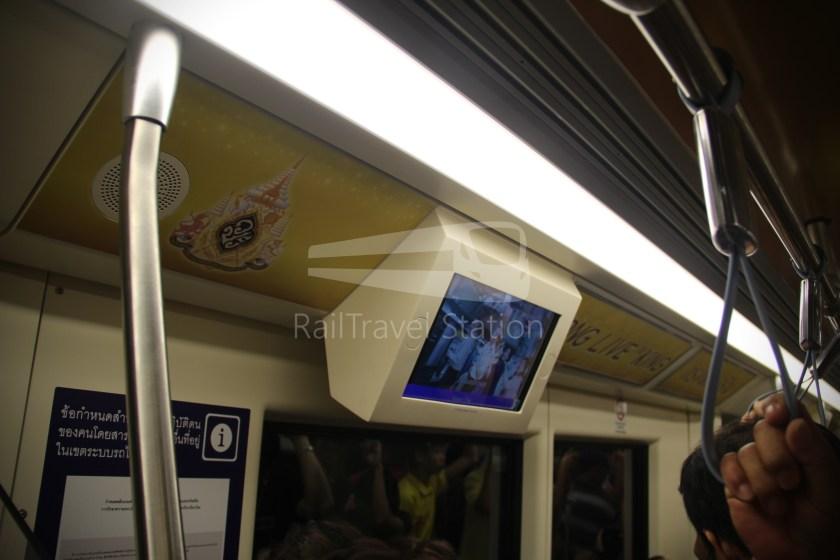 MRT Blue Line Hua Lamphong Tha Phra Extension 064