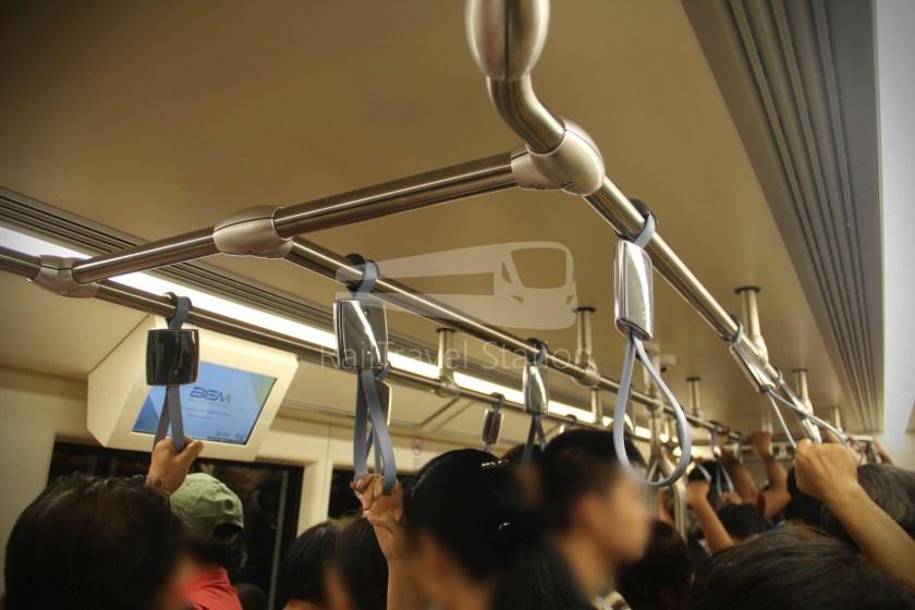MRT Blue Line Hua Lamphong Tha Phra Extension 079