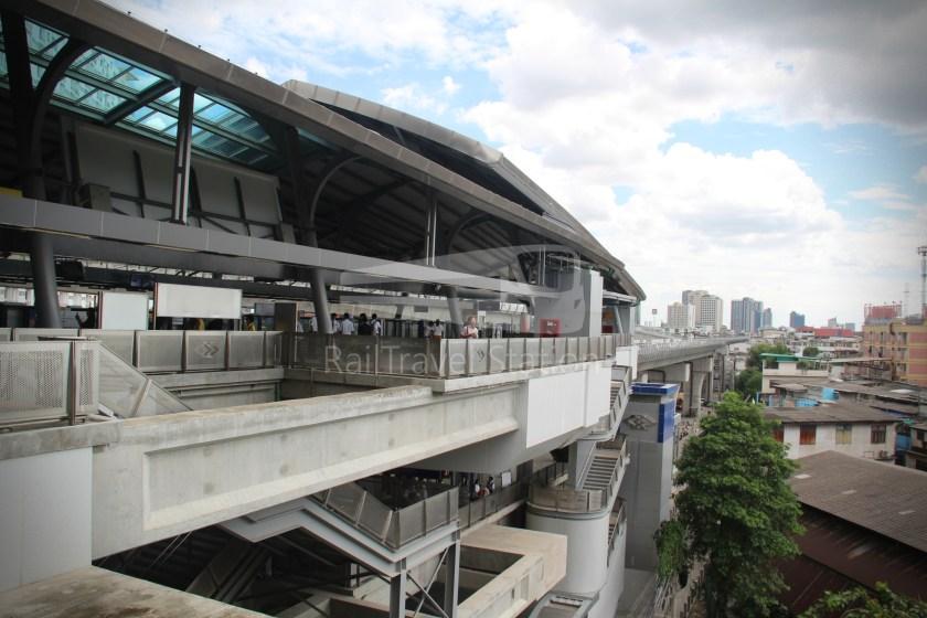 MRT Blue Line Hua Lamphong Tha Phra Extension 087