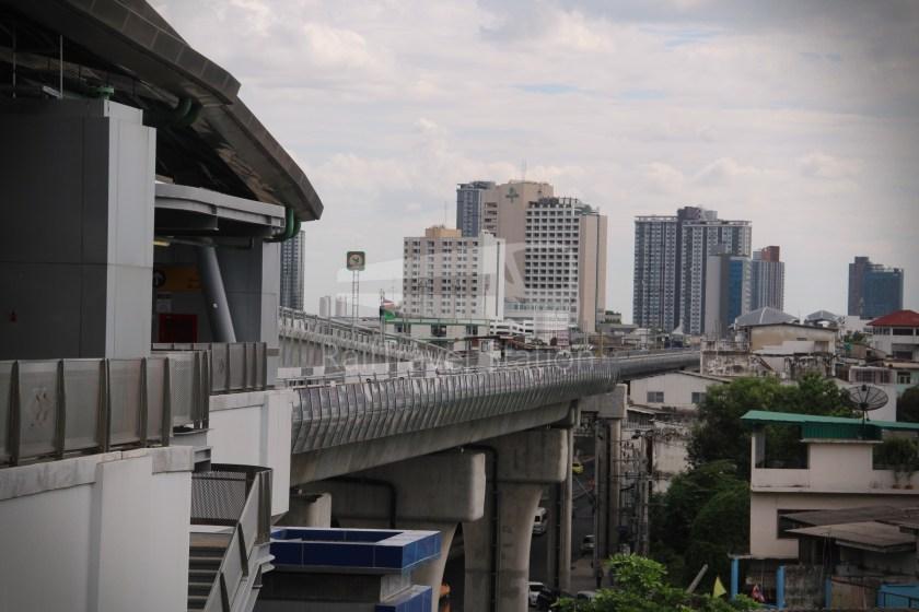 MRT Blue Line Hua Lamphong Tha Phra Extension 088