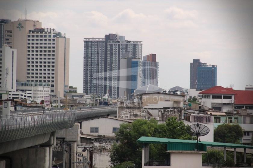 MRT Blue Line Hua Lamphong Tha Phra Extension 089