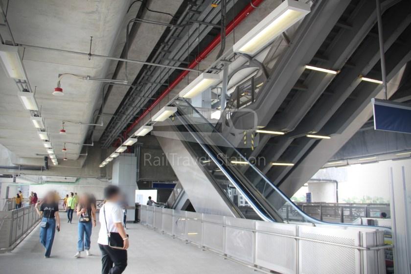 MRT Blue Line Hua Lamphong Tha Phra Extension 091