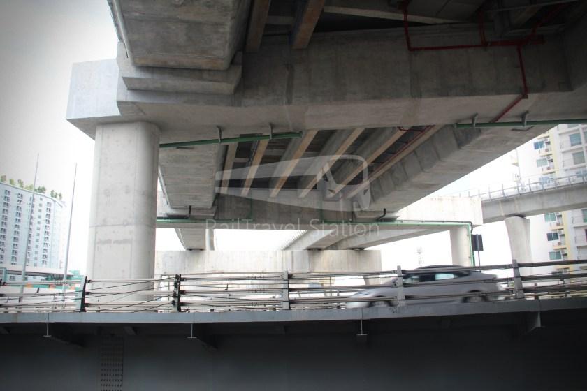 MRT Blue Line Hua Lamphong Tha Phra Extension 098