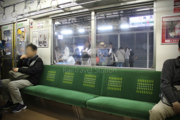 Musashino Line 205 Nishi-Funabashi Tokyo 020