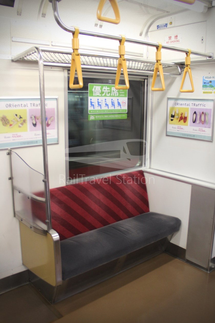 Musashino Line 205 Nishi-Funabashi Tokyo 027