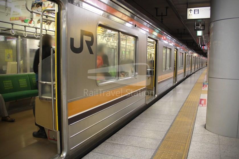 Musashino Line 205 Nishi-Funabashi Tokyo 028