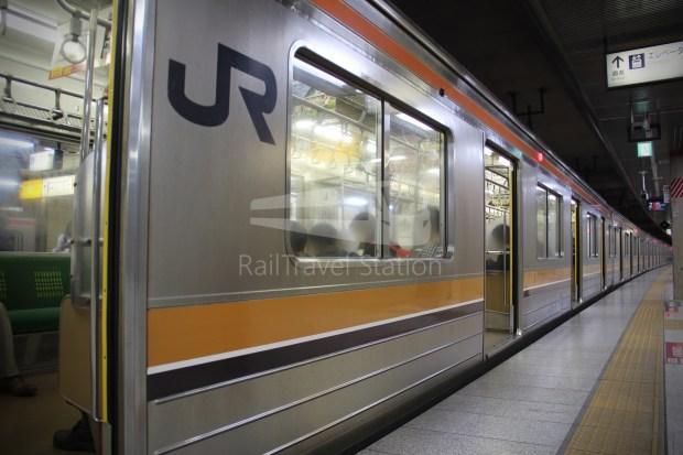 Musashino Line 205 Nishi-Funabashi Tokyo 031