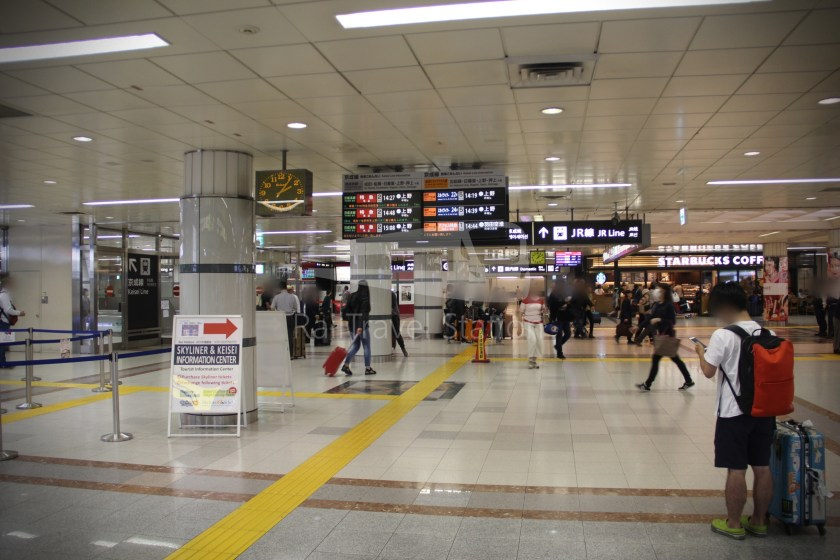 Narita Express 30 Narita Airport Terminal 1 Shinjuku 004