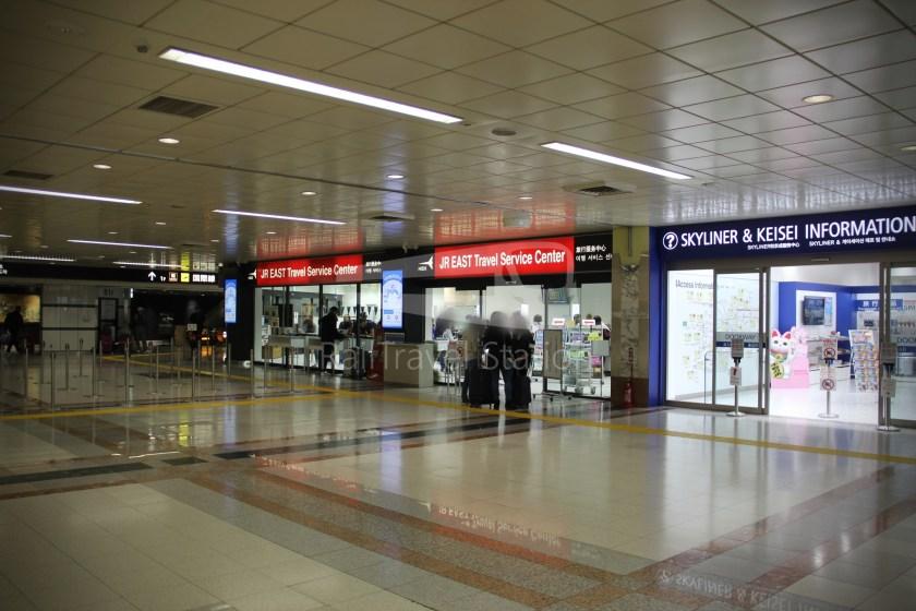 Narita Express 30 Narita Airport Terminal 1 Shinjuku 005