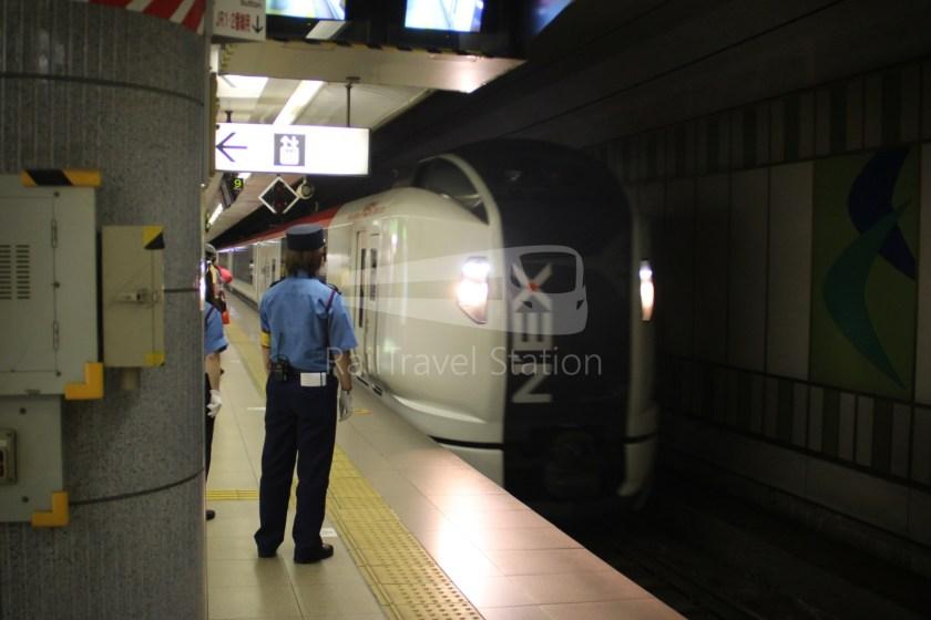 Narita Express 30 Narita Airport Terminal 1 Shinjuku 019