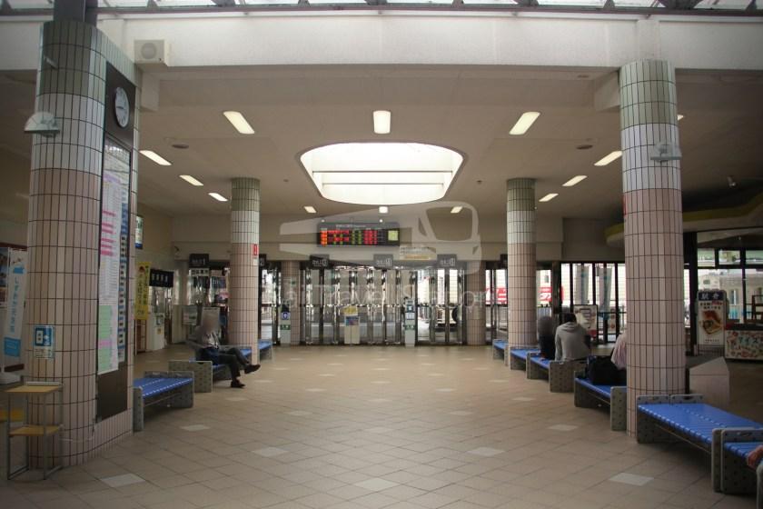 Odoriko 114 Izukyu-Shimoda Tokyo 005