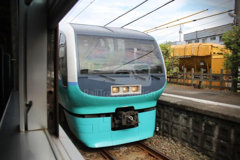 Odoriko 114 Izukyu-Shimoda Tokyo 055